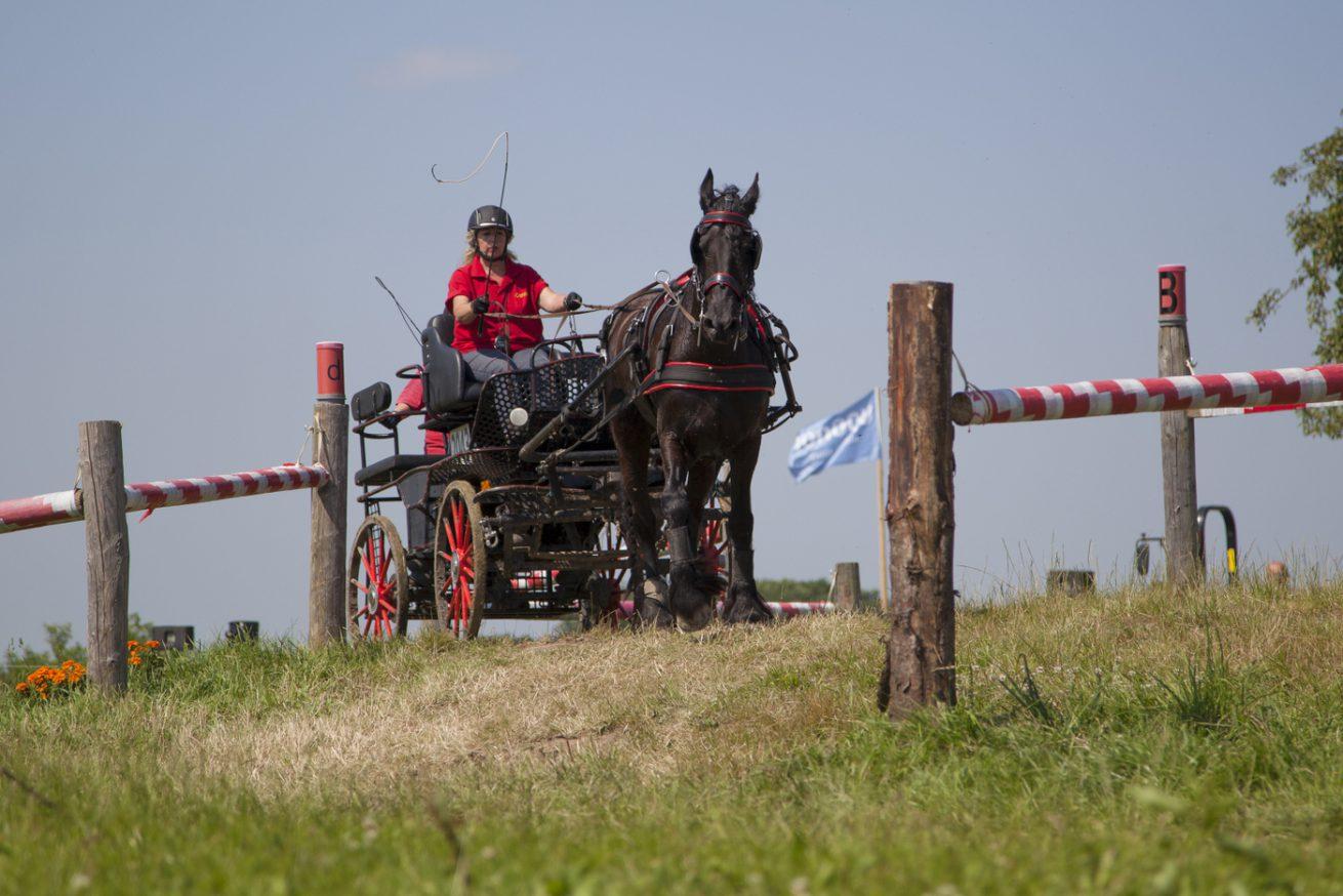 Driving event Heijenrath