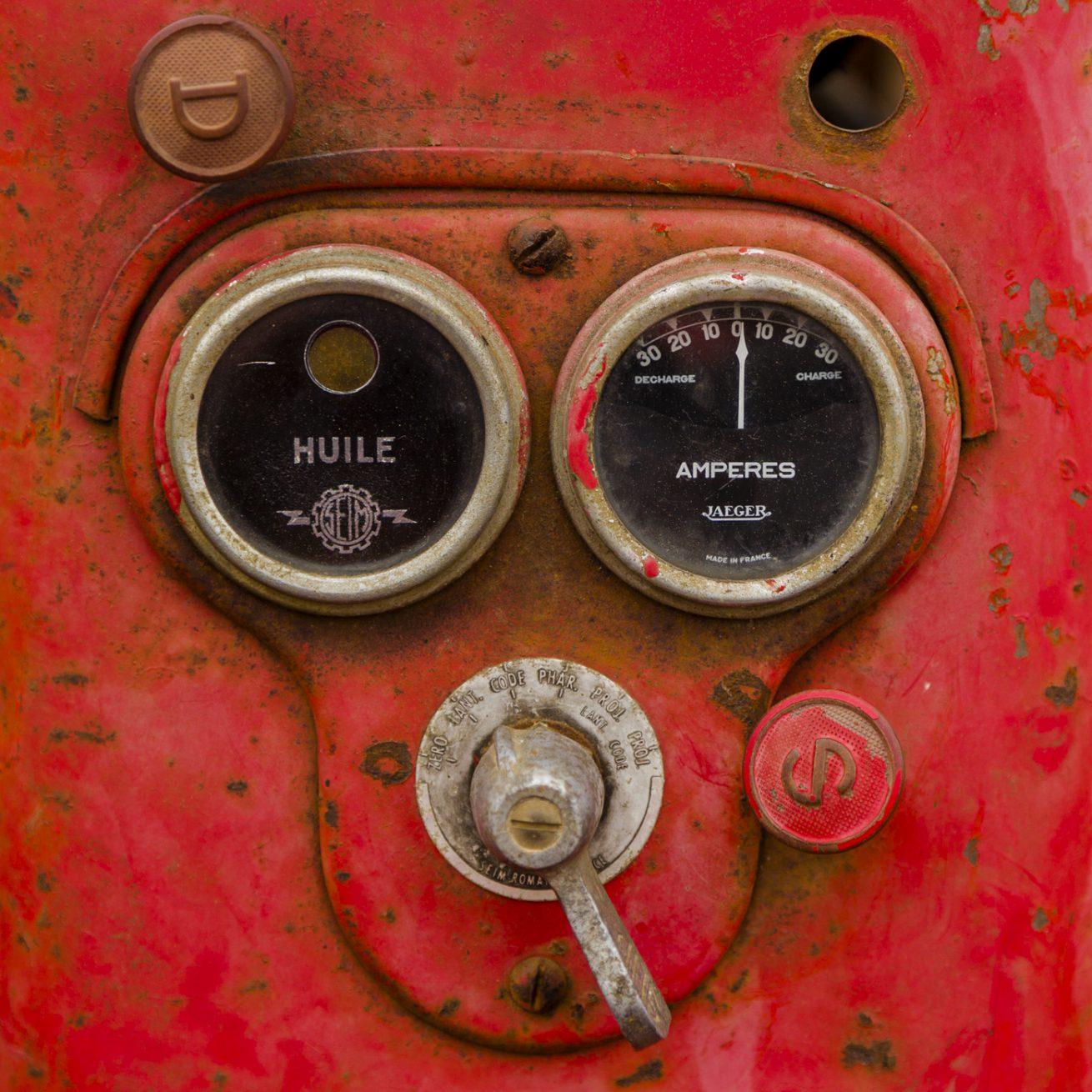 Oldtimer tractoren | Aubel (B) 2013