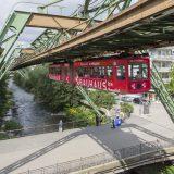 Schwebebahn   Wuppertal (D)